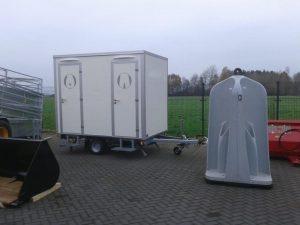 Toiletwagens